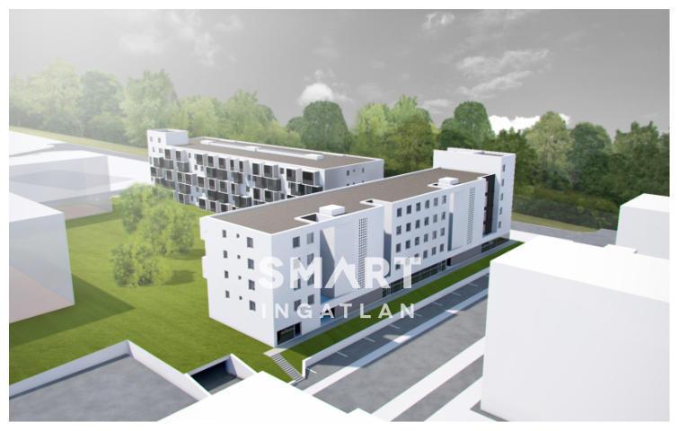 Modern új lakások az Ispotály lakóparkban