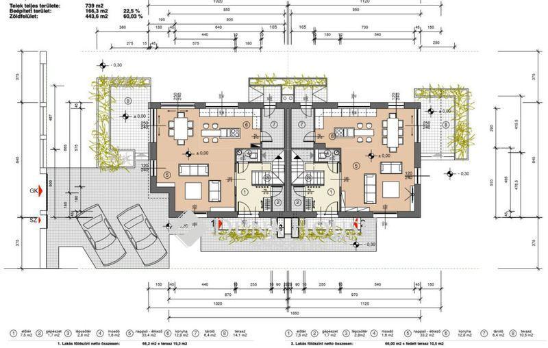 Eladó Ház, Budapest, 16 kerület, Mátyásföld csendes utcában, 500 m-re a központtól