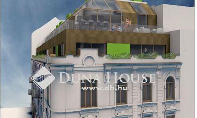 Operánál városi panorámás teraszos új ép. lakások