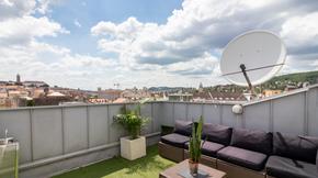 Eladó lakás, Budapest 2. kerület, Panorámás luxuslakás a Millenárisnál!