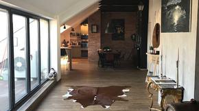 Eladó lakás, Budapest 9. kerület, Gellérthegyi panoráma! Gizella Malom, teraszos lak