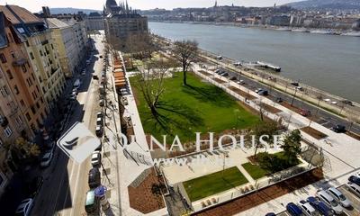 Eladó Lakás, Budapest, 5 kerület, Dunára panorámás polgári lakás