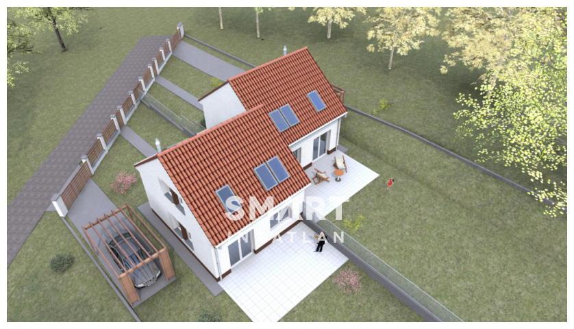 Eladó Ház, Pest megye, Szentendre, Jól megközelíthető-Zsákutca-Nagy telek!