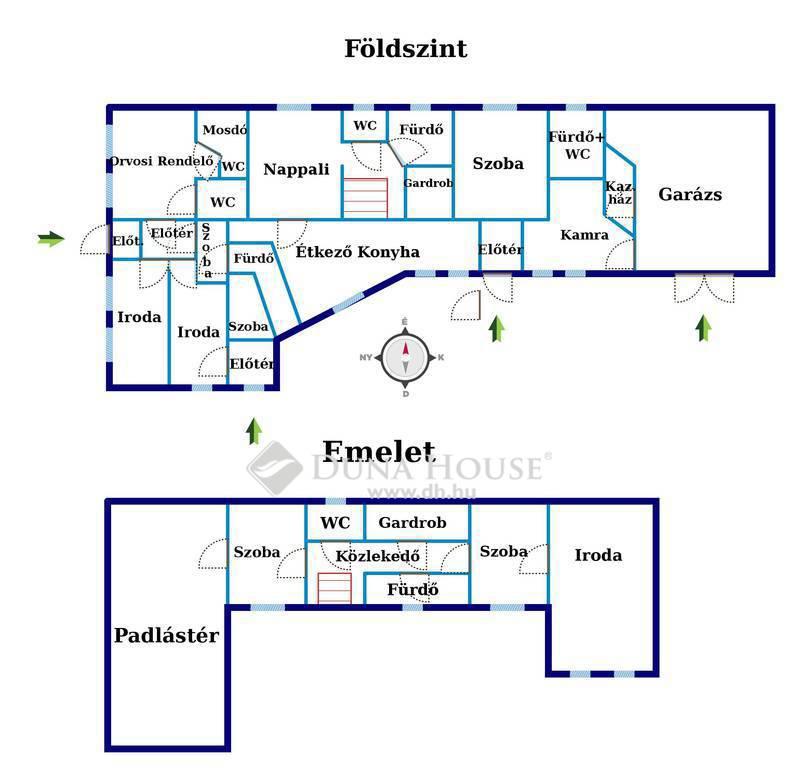 Eladó Ház, Csongrád megye, Csongrád, Szentháromság tér