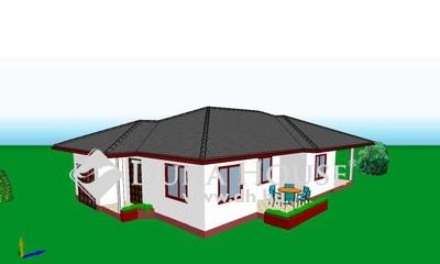 Eladó Ház, Bács-Kiskun megye, Kecskemét, Kecskemét Új építésű családi ház