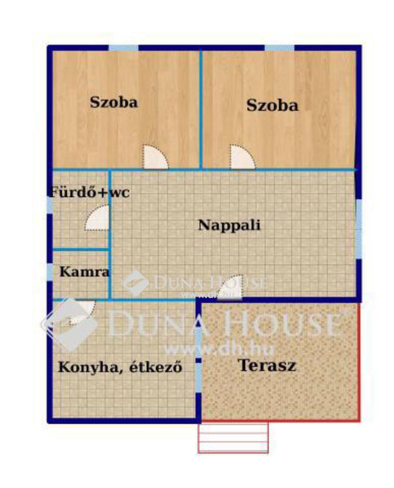Eladó Ház, Zala megye, Hévíz, Zrínyi utca, 2 ház!